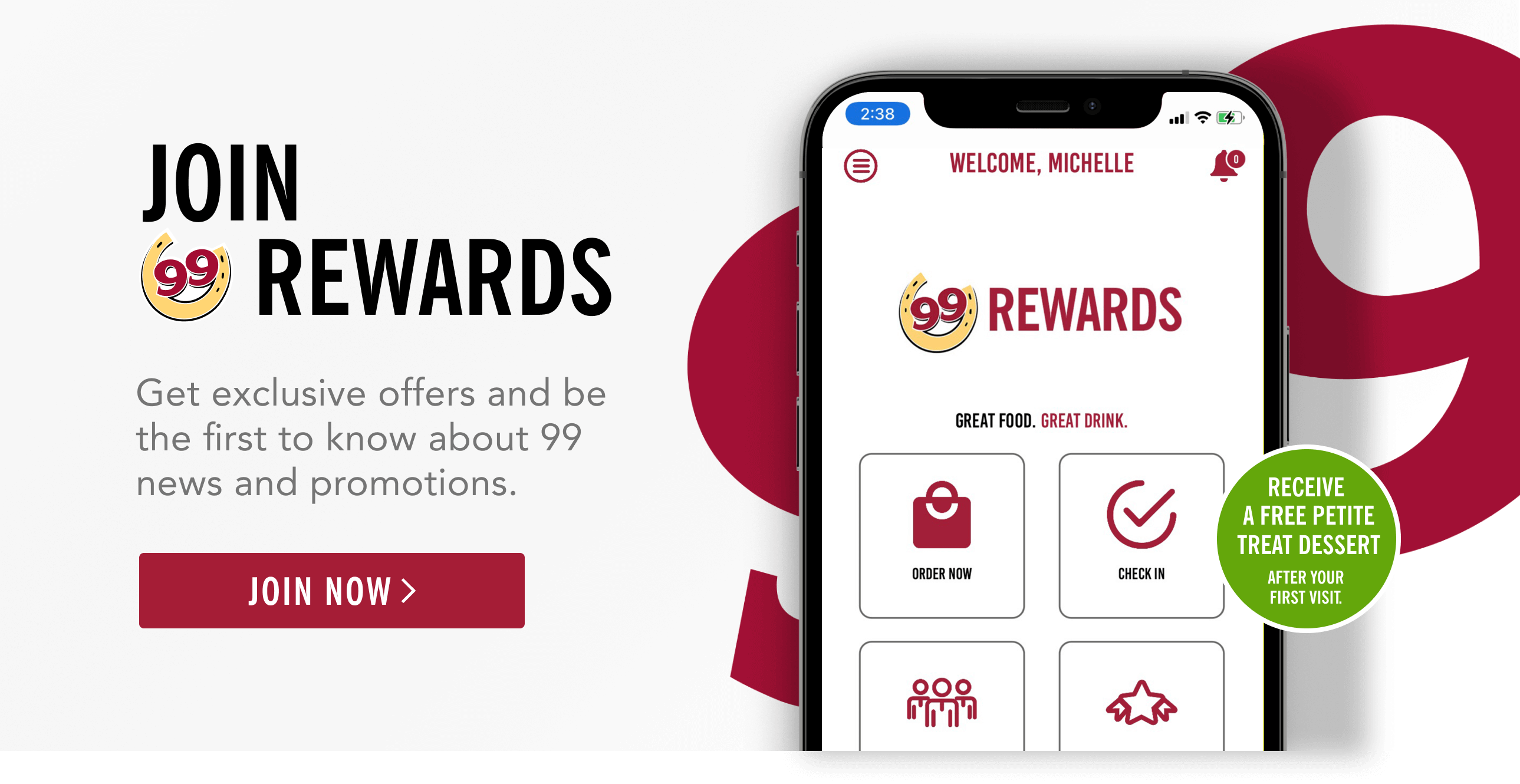 Join 99 Rewards